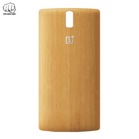 Bamboo Oneplus One toughguard oneplus one bamboo replacement back cover
