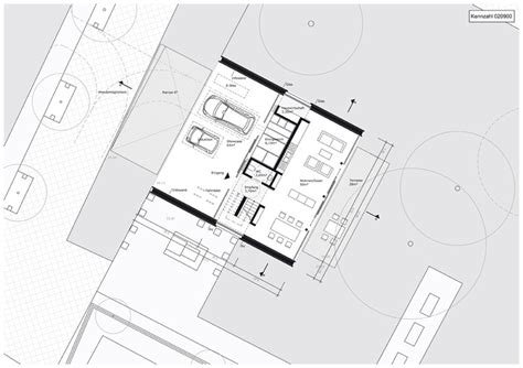 prototype a14s first floor plan plus energy house with electromobility ilek archdaily