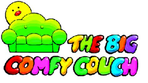 big comfy couch pbs krazy s big comfy couch pictures page