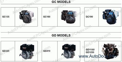 honda engine workshop service manuals repair manual order