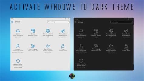 white theme for windows 10 windows customs activate windows 10 dark theme