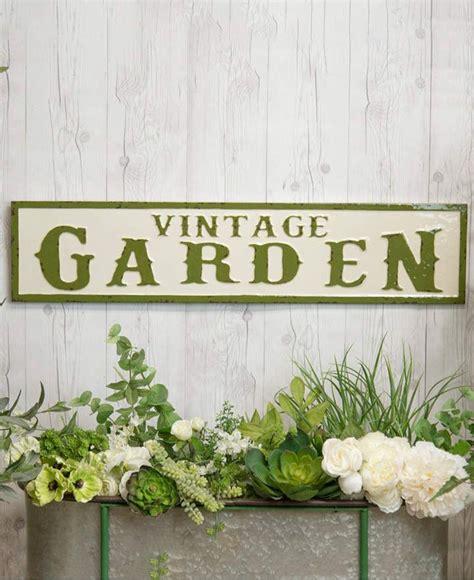 vip home garden vip home international metal vintage