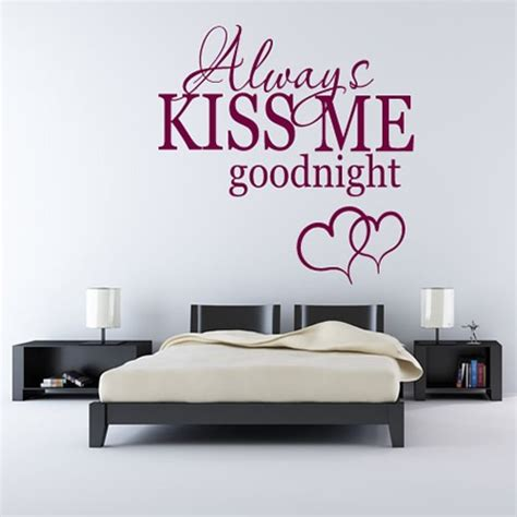 always me goodnight wall stickers always me goodnight wall stickers quote wall