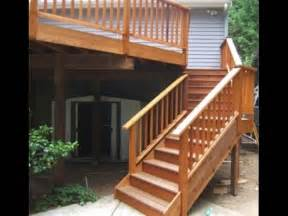 Install Handrail On Stairs Installing Stair Balusters And Railing A More Decor