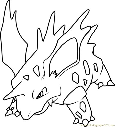 Galerry mankey pokemon coloring page