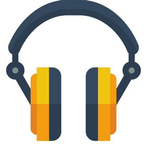 Headphone Flat Headphone Icon Small Flat Iconset Paomedia
