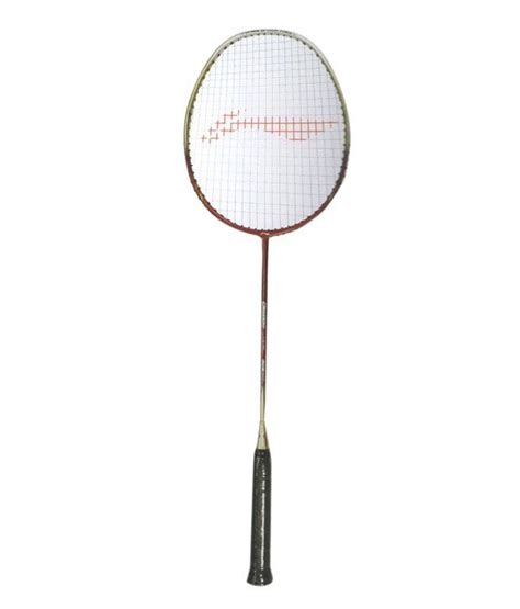 Raket Lining G Lite 3200 li ning g lite 3200 badminton racket sr buy at best price on snapdeal
