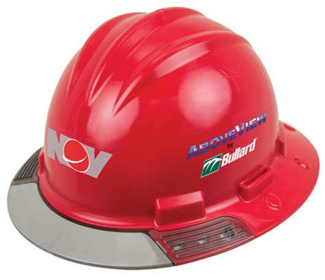 southern comfort hat hse t corner hard hat uses transparent visor to increase
