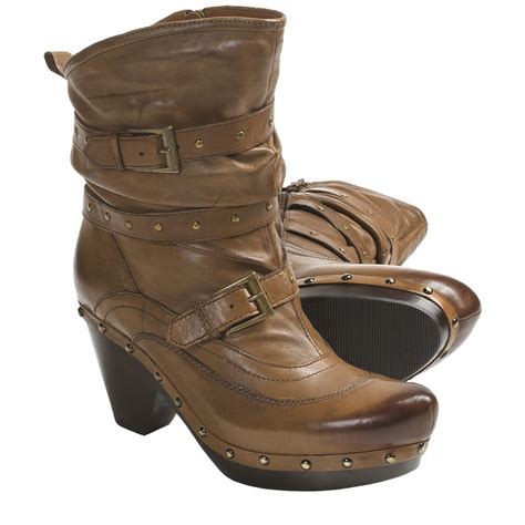 earthies boots earthies fabienne boots leather for save 34