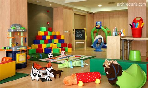 menata ruang bermain anak  aman  ideal pt