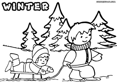 dog sledding coloring pages coloring pages ideas winter coloring sheets winter coloring pages modest