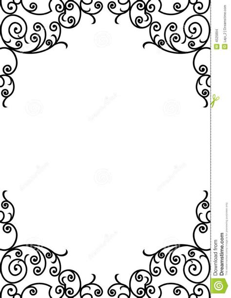 decorative designs on paper printable decorative paper borders billingsblessingbags org