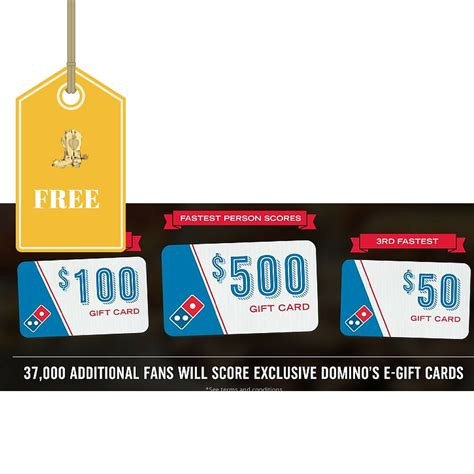 Does Macy S Sell Third Party Gift Cards - possible free domino s gift card 3 500 value