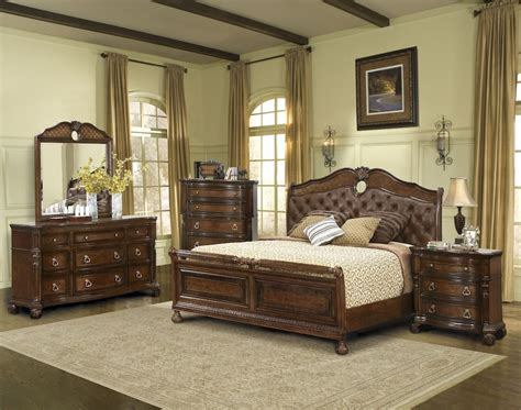 monticello bedroom set monticello wood queen bed with mattress houston mattress