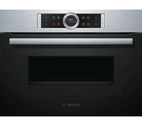 Microwave Bosch buy bosch cmg633bs1b built in combination microwave