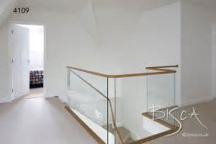 Glass Banisters Uk by Bespoke Glass Balustrade Designs Bisca Staircases