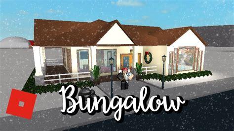 1 Floor Mansion Bloxburg For Boys - welcome to bloxburg bungalow speed build clip fail