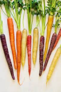carrot colors roasted rainbow carrots two ways sweet savory marla