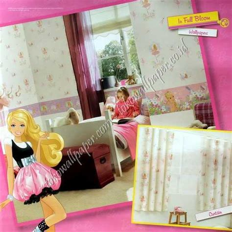 wallpaper anak barbie wonderland 5 wallpaper kamar anak toko wallpaper jual