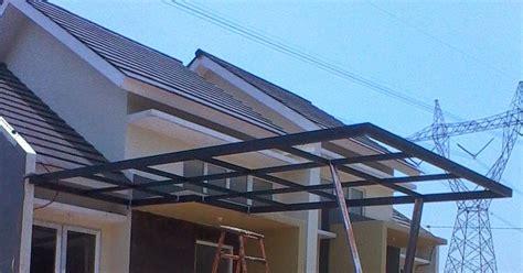 pemasangan canopy di metro residence sentul bogor