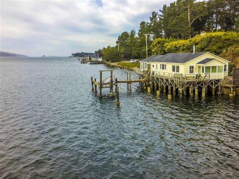Ferienhaus Mit Wasserblick Marshall Mieten 691486 Tomales Bay Cottage