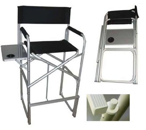 director chair heavy duty size aluminum folding