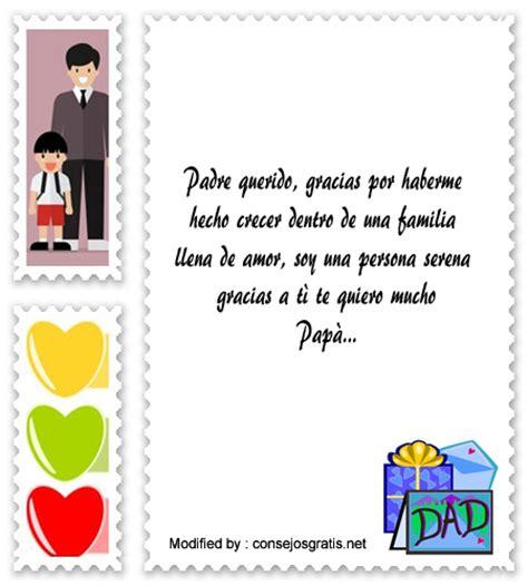 palabras de agradecimiento a los padres de familia gratis mensajes bonitos para agradecer a mi padre frases de