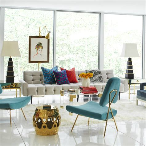 jonathan adler designer winter mood colorful living room ideas to copy from