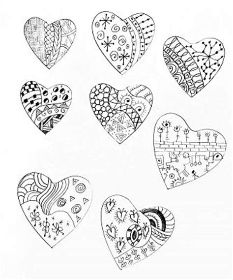 doodle meanings hearts doodles for cookie inspiration patterns