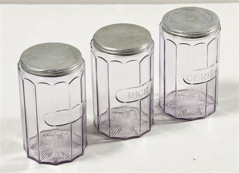 glass kitchen canister the functional glass kitchen canisters