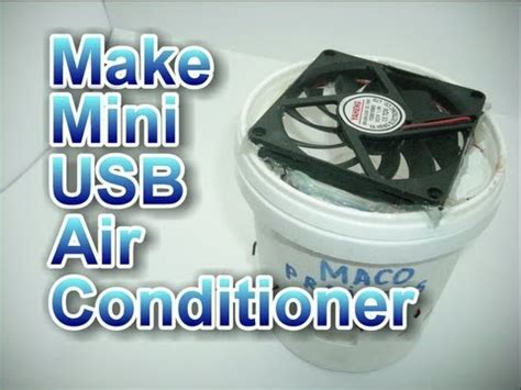fans that cool like air conditioners how to mini usb air conditioner