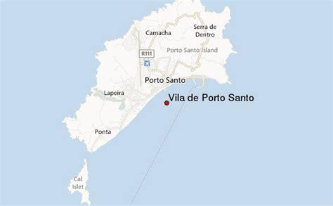 porto santo portogallo meteo vila de porto santo location guide