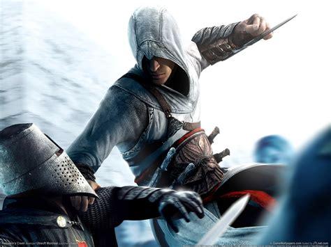 Kaos Fullprint Assassin S Creed jeux assassin s creed