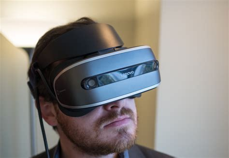Headset Lenovo Lenovo Will Release The Reality Headsets That Are