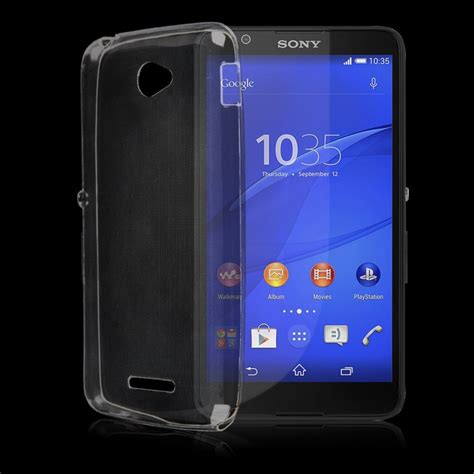 Ultra Thin I Century Sony Xperia E4 et214p etui guma ultra slim sony xperia e4 e2105 myrland hurtowe ceny dla każdego