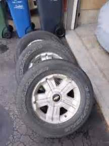 Auto Tires Ontario Chevy Avalanche Car Parts Accessories For Sale In