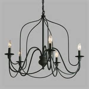 Candle Chandelier Outdoor Rustic Wire Chandelier World Market