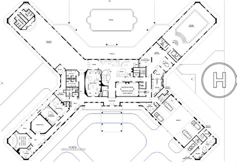 blueprint of a mansion a homes of the rich reader s super mansion floor plans hotr