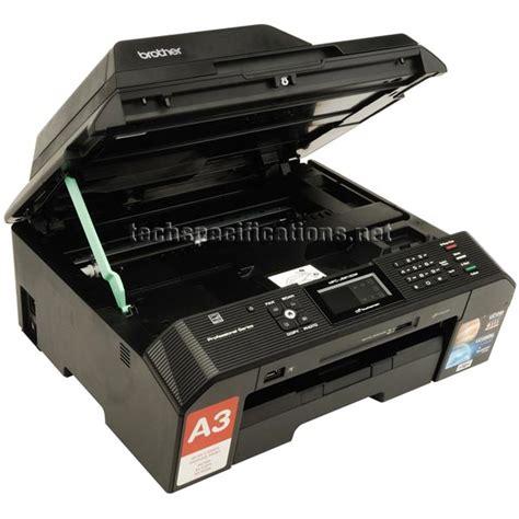 Printer Mfc J5910dw Mfc J5910dw Inkjet Multifunction Printer Tech Specs