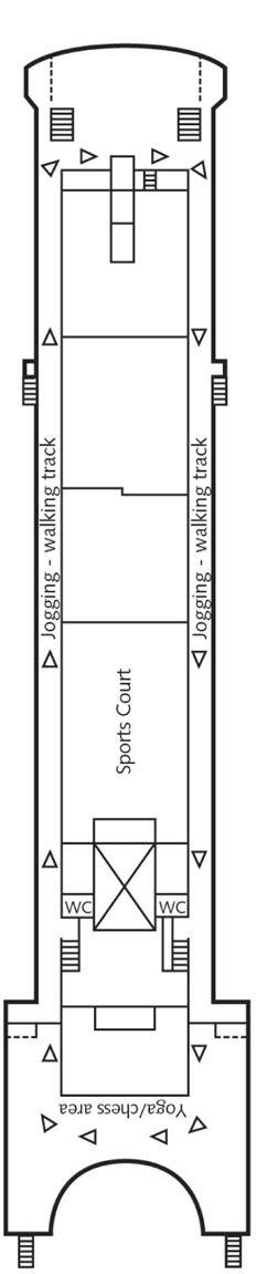 astor deck plan deck plan for astor iglucruise