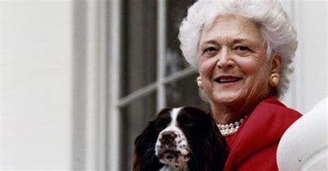 Gw 197 H Former Barbara Bush Dies At Age 92 Big Horn