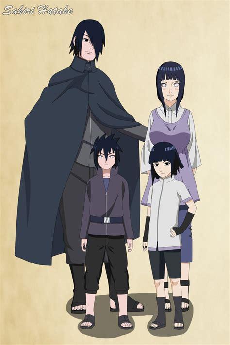 sasuhina family sasuke hinata daichi  sugumi  sakirihatakeprodeviantartcom