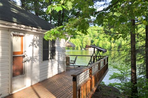 Cottages In Parry Sound by Cottage 703 For Rent On Otter Lake Near Parry Sound In