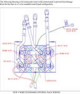 mid frame 5 wire new wire color wiring diagram winchserviceparts