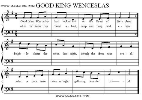 christmas carol lyrics good king wenceslas ichild good king wenceslas english children s songs england