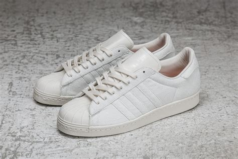 Adidas Superstar All White adidas originals shades of white pack exclusive for