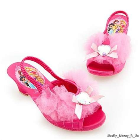 disney store shoes new disney store dressy princess costume slippers shoes
