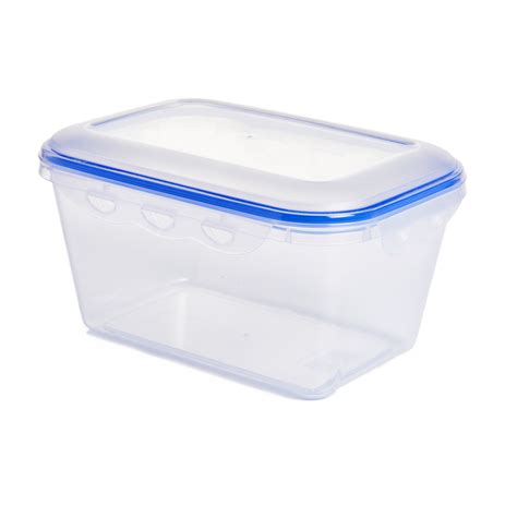 Rectangular Storange Container 370ml wilko food storage container rectangular 3 5 litre at wilko