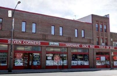 seven corners hardware to after 80 years in business