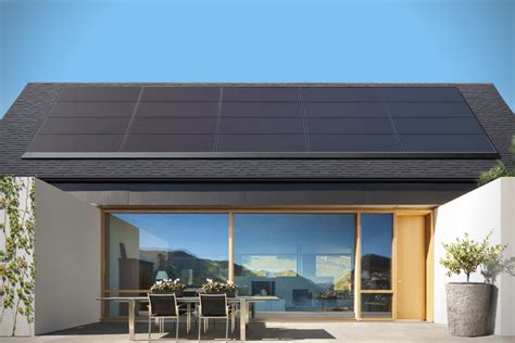 Tesla Solar Panel Tesla Solar Panels Hiconsumption